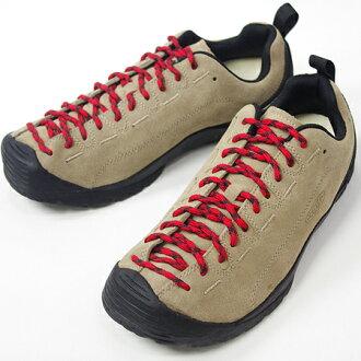 男子的KEEN基恩JASPER碧玉Silver Mink (2672)KEEN基恩Jasper碧玉艰辛的长途旅行鞋登山户外KEEN基恩MENS Jasper艰辛的长途旅行鞋