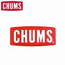 CHUMS 雑貨 ステッカー ステッカーチャムスロゴスモール Sticker CHUMS Logo Small CH62-1072