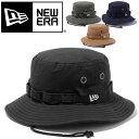 NEW ERA ニューエラ ADVENTURE DUCK COTTON アドベンチャー ダックコットン 帽子 メンズ レディース サファリハット 大きいサイズ ...