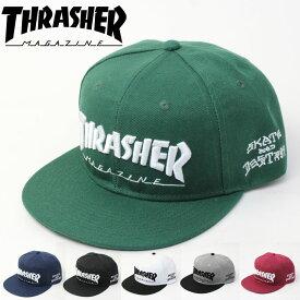 スラッシャー THRASHER キャップ ロゴキャップ 帽子 19TH-C16