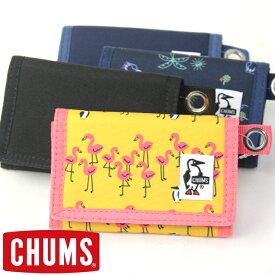 チャムス 財布 CHUMS エコスモールウォレット 財布 コインケース CH60-0852 メンズ レディース 財布 ブラック ネイビー カモ