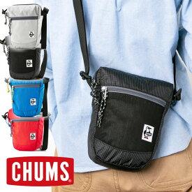 チャムス バッグ CHUMS イージーゴーミニショルダー CH60-2844 ボディーバッグ ショルダーバッグ マザーズバッグ アウトドア キャンプ フェス 春 夏 春夏