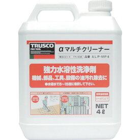 TRUSCO αマルチクリーナー 4L