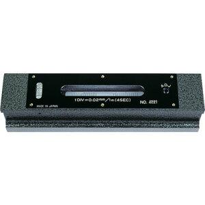 TRUSCO 平形精密水準器 B級 寸法150 感度0.05