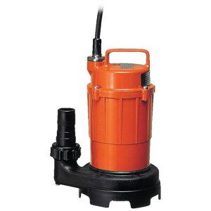 寺田 小型汚水用水中ポンプ 非自動 60Hz