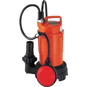 寺田 小型汚水用水中ポンプ 自動 50Hz