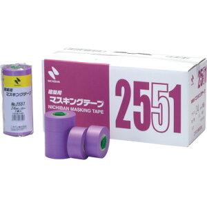 ニチバン 建築用マスキングテープ No2551H-18ミリ