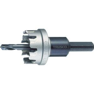 TRUSCO 超硬ステンレスホールカッター 22mm