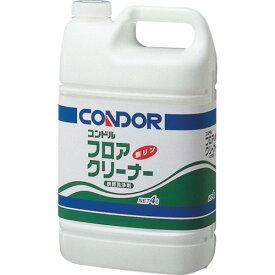 コンドル 床用洗剤フロアクリーナー 4L