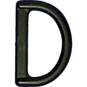 TRUSCO 樹脂製平ベルト用D環 25mm 5個入
