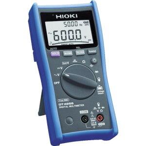 HIOKI デジタルマルチメータ(ACクランプ対応) DT4255