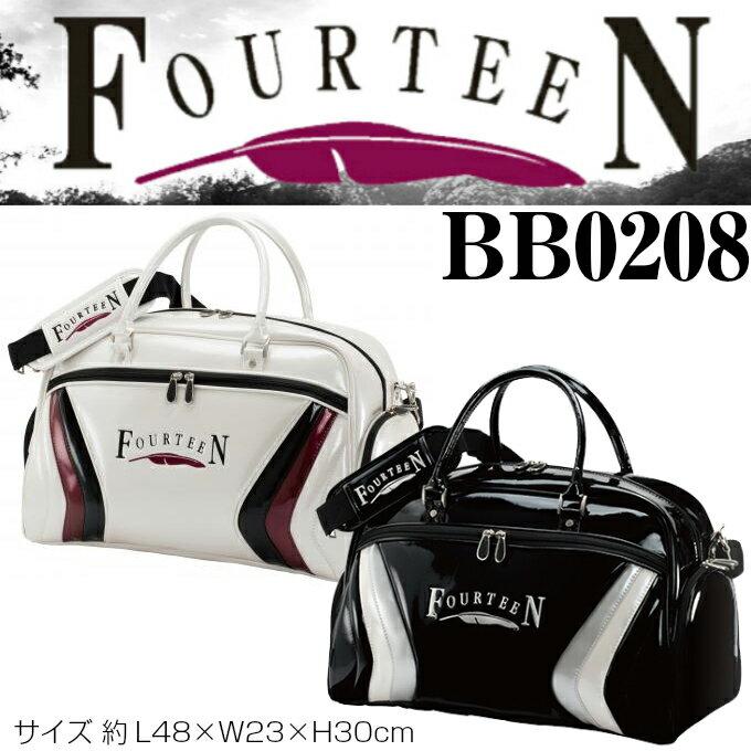 【FOURTEEN 2017年モデル】フォーティーン シューズイン ボストンバッグ BB0208