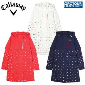 【Callaway Apparel】キャロウェイ レディース ワンピース型レインウェア 241-9988803
