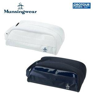 Munsingwear マンシングウェア シューズケース MQBOJA20