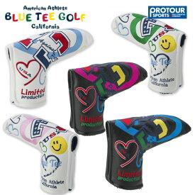 BLUE TEE GOLF ブルーティーゴルフ パターカバー PC-004/PC-005