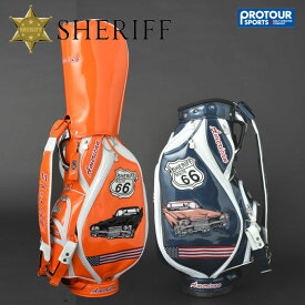 SHERIFF AMERICAN Series シェリフゴルフ キャディバッグ SFA-013
