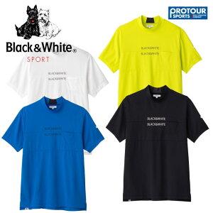 Black&White ブラック&ホワイト ハイネック シャツ BGS9501XR (メンズ)