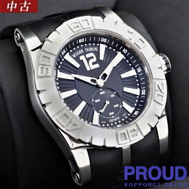 ROGER DUBUIS(ロジェ デュブイ) ニューイージーダイバー 46mm SED46-821-91-00/09A01/A 世界888本限定【送料、代引き手数料無料】