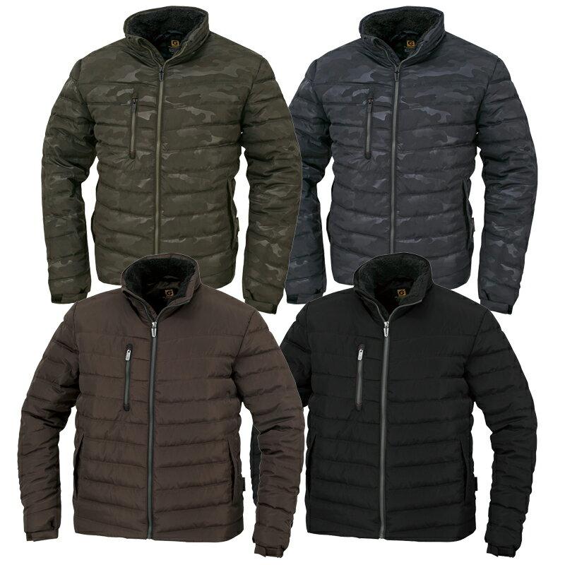 CO-COS コーコス G-1090 防寒ジャケット ダウンジャケット ブルゾン ジャンパー【メーカー在庫確認・お取り寄せ品】