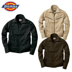 Dickies ディッキーズ D-1080 ブルゾン 作業服 作業着 メンズ ワークジャケット【メーカー在庫確認・お取り寄せ品】