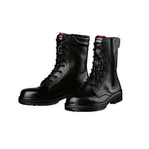 【送料無料(※北海道沖縄離島除く)】DONKEL ドンケル コマンド R2-04T COMMAND 安全靴 長靴 ブーツ 編上 R2ラバー ひも レース 本革 JIS T8101 S種 メンズ靴 作業用品【メーカー在庫確認・お取り寄せ品