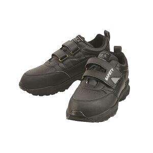 丸五 マジカルセーフティー#651 安全靴 作業靴 スニーカー 反射素材 耐油 踵衝撃吸収 天然皮革 合成皮革 ベルクロ マジック ブラック JSAA規格A種 メンズ靴 作業用品【メーカー在庫確認・お取