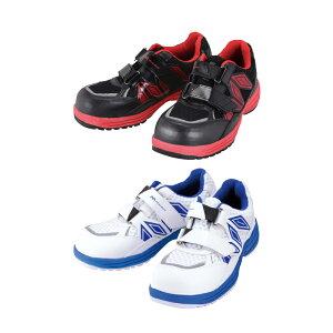 丸五 マンダムセーフティー#741 安全靴 作業靴 スニーカー 樹脂製先芯 耐油底 レースアップ プロテクティブスニーカー型式認定合格品(A種) メンズ靴 作業用品【メーカー在庫確認・お取り寄