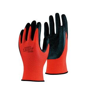 おたふく手袋 A-371 13G天然ゴム背抜き手袋  10双セット 背抜き手袋 ブルー レッド【メーカー在庫確認・お取り寄せ品】