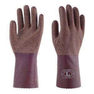 東和コーポレーション(TOWA) トワロンロング NO.152 天然ゴム手袋 10双【メーカー在庫確認・お取り寄せ品】