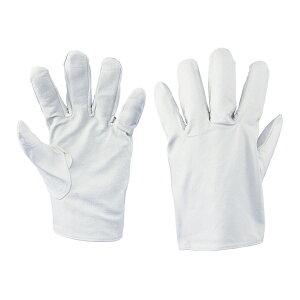 proues(プロウエス) 2102 豚表革手袋 クレスト 豚革 1双 作業用手袋 豚表皮手袋 豚皮 皮革 PROUESU 日光物産(NiKKO)