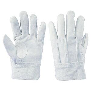 proues(プロウエス) 8701 牛床革手袋 背縫い 120双/箱 作業用手袋 牛床皮手袋 PROUESU 日光物産(NiKKO)