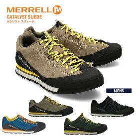 【送料無料】MERRELL メレル CATALYST カタリスト SUEDE スウェード スニーカー シューズ クライミング アウトドア トレッキング クツ 靴