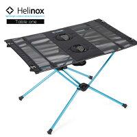 【送料無料】アウトドアの定番 ヘリノックス テーブル ワン  軽量折りたたみテーブル キャンプ アウトドア 運動会 バーベキュー HELINOX TABLE ONE 軽い 持ち運び可能 丈夫 おしゃれ コンパクト 簡単 組み立て 簡易 カップホルダー