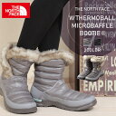 THE NORTH FACE W THERMOBALL MICROBAFFLE BOOTIE II ノースフェイス サーモボール マイクロ バッフル ブーティ ブー…