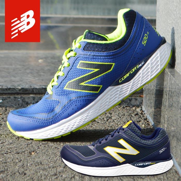 NEW BALANCE M520 ニューバランス メンズランニングシューズ 靴 スニーカー スポーツシューズ