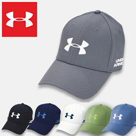 promo code d36ed cd35b UNDER ARMOUR アンダーアーマー メンズ ゴルフ キャップ スポーツ 帽子 MENS GOLF HEADLINE 2.0 CAP