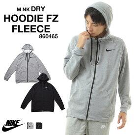 【送料無料】NIKE M NK DRY HOODIE FZ FLEECE 860465 ナイキ パーカー フーディー ロゴ スポーツ 半袖 メンズ 男性 紳士