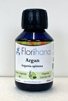 Florihana ( florihana ) / France argan oil organic 100 mL