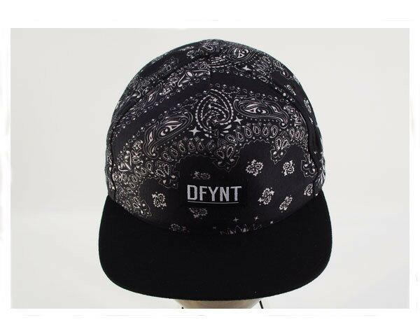 DEFYANT ディフィアント LA発のブランド スナップバック キャップ(CAP) メンズ 【DFYNTペイズリー】