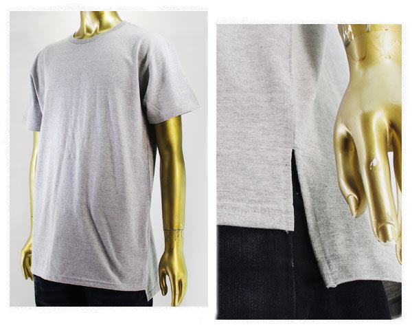 BASIC ユナイテッドアスレ ロング丈 ロングレングス Tシャツ S/S メンズ 【500901-006ロンタケ】