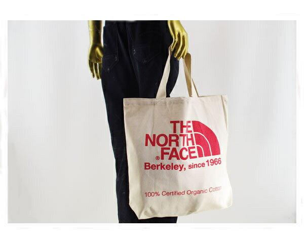 THE NORTH FACE ノースフェイス オーガニック コットン トートバック メンズ 【NM81616NKオーガニック】