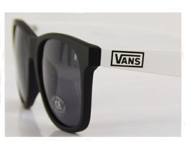 VANS バンズ SPICOLI 4 SHADESウェリントン ウェイファーラー タイプ サングラス メンズ 【VA-UZ03 MATT WT】