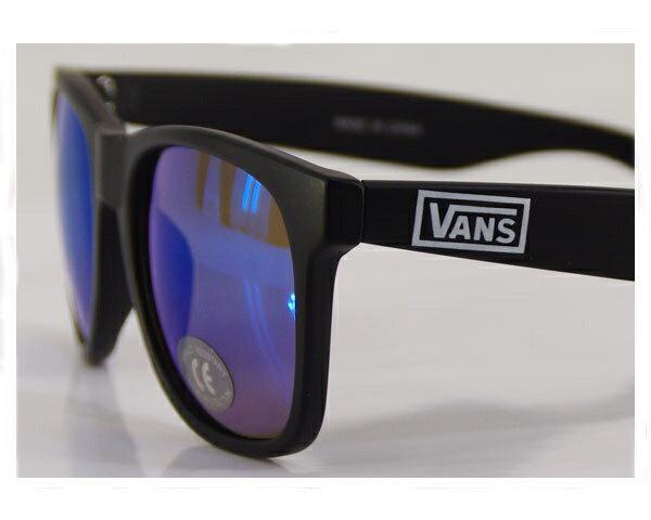 VANS バンズ SPICOLI 4 SHADESウェリントン ウェイファーラー タイプ サングラス メンズ 【VN-OYM3H82 MATT】