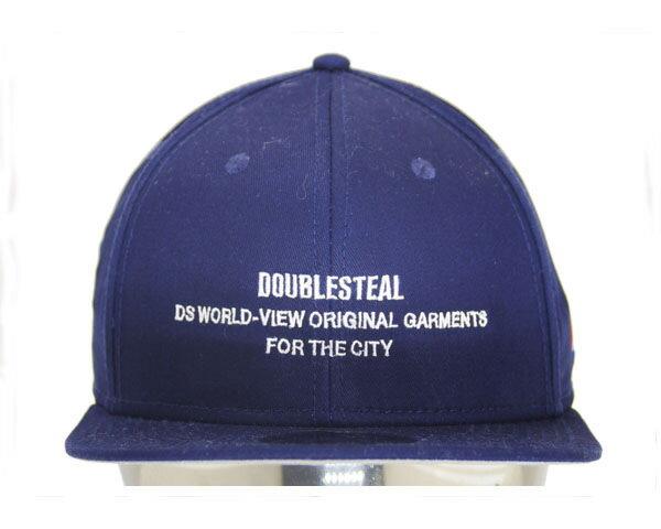 DOUBLE STEAL ダブルスティール 411(フォーダブルワン)掲載ストリートブランド Basic Type-2 B.B CAP キャップ(CAP) メンズ 【474-92216 89マーク】