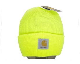 CARHARTT カーハート ニット帽 ワッチ カフ ニットキャップ(KNIT CAP) メンズ 【A18 BLM ワッチ】