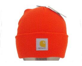 CARHARTT カーハート ニット帽 ワッチ カフ ニットキャップ(KNIT CAP) メンズ 【A18 BOG ワッチ】