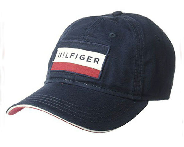 TOMMY HILFIGER トミーヒルフィガー classic Hilfiger flag logo COLE CAP アジャスター キャップ(CAP) メンズ 【COLE DAD】
