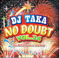 NODOUBTVOL.24/DJTAKA【あす楽対応】