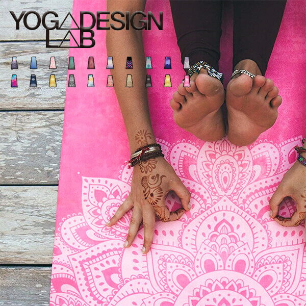 YogaDesignLab ヨガラグ エコヨガタオル ヨガデザインラボ