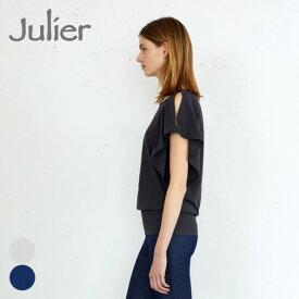 Julier ジュリエ ヨガウェア セール トップス Tシャツ ライトプライムブラウジングプルオーバー